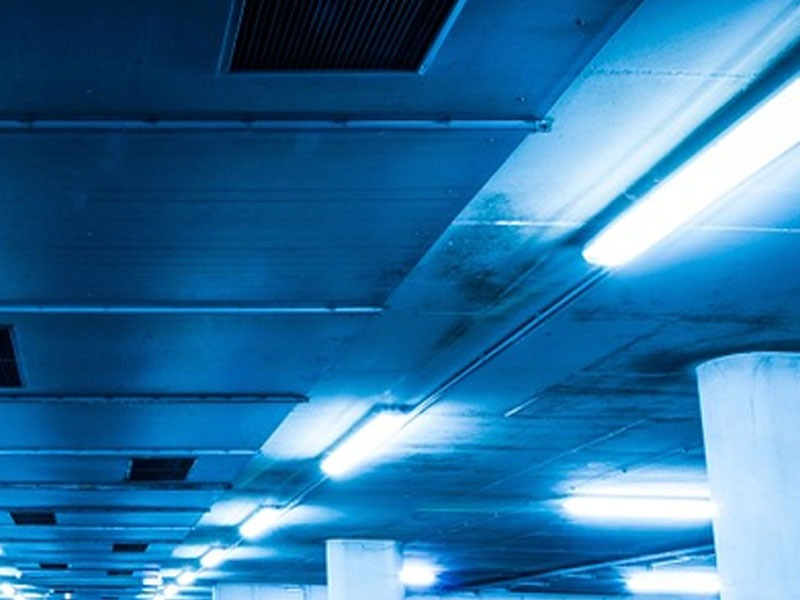 Garage-Lighting-Ideas-With-Popular-Design