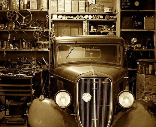 Photo of The History of Garages