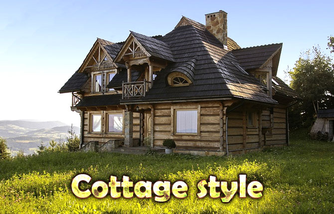 Cottage-style