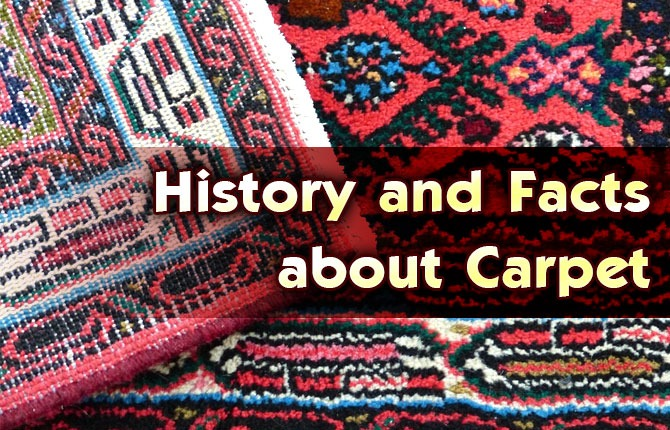 Photo of History and Facts about Carpet