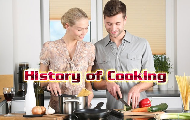 History of Cooking