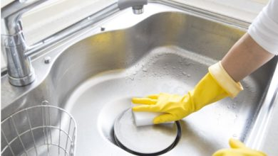 Photo of Steps to Keep Your Sink Sparkling Clean