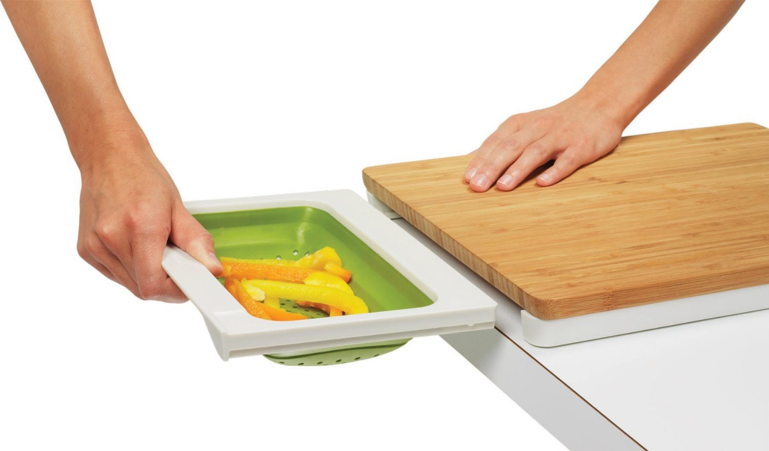 Chef n PrepStation 3 in 1 Cutting Board