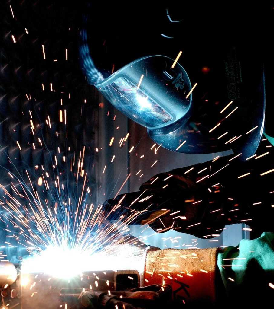 welding project