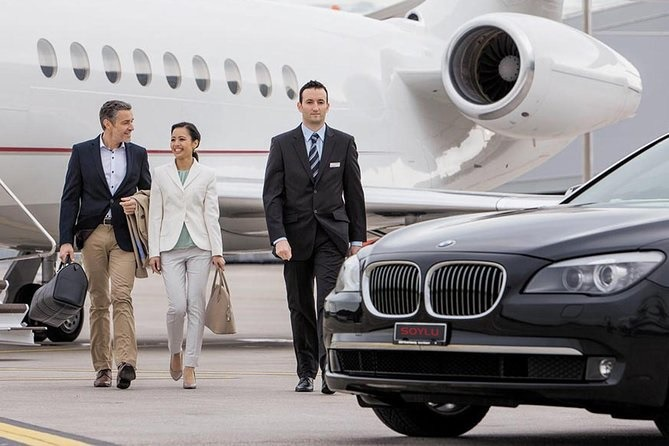 Why should you go for a chauffeur service