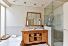 Photo of How to Improve Functionality and Design in Your Small Bathroom